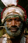 Highland Warrior, Papua New Guinea